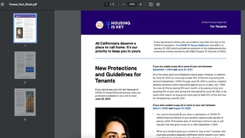 Tenant Protections San Diego